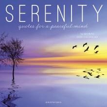 Serenity 2020 Wall Calendar