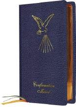 Blue Confirmation Missal