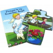 Guardian Angel Booklet with Free Cross