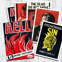 Hell Postcard Pack