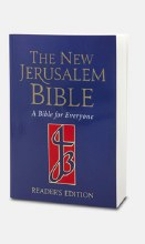 New Jerusalem Bible Reader's Edition