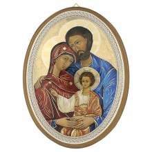 Holy Family Icon (20 x 15cm)