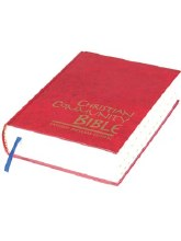Christian Community Bible, Hardback, assorted colours