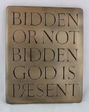 Bidden or not Bidden