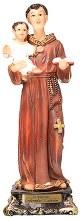 St Anthony Florentine Statue (20cm)