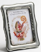 Confirmation Photo Frame Symbolic