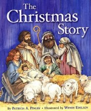 The Christmas Story small board book