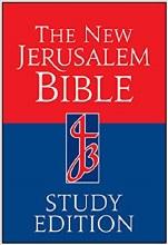 New Jerusalem Bible Study Edition paperback