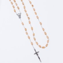 Small Wooden Rosary Beads