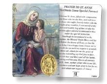 St Anne Prayer Leaflet