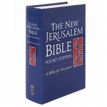 New Jerusalem Bible, Pocket, paperback