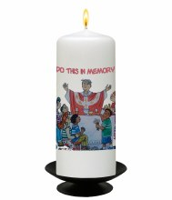 Do This in Memory Candle