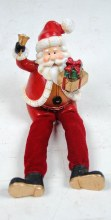 Santa Christmas Shelf Sitter