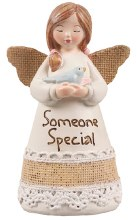39357 Someone Special Message Angel 10cm
