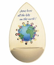 Children of the World Holy Water Font