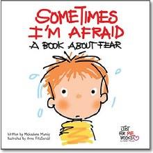 OP - Sometimes I'm Afraid: A Book About Fear