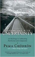 Comfortable with Uncertainty: