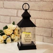 63089 Someone Special Graveside Lantern