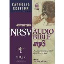 NRSV Audio Bible w Catholic Apocrypha, MP3