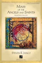 Mass of the Angels and Saints - Choral / Accompaniment edition Revised Order of Mass 2010