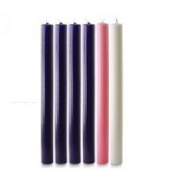 Advent Candles pack of 6 (12 x 1)