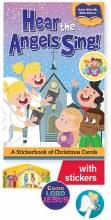 Hear the Angels Sing Sticker Book Christmas Carols