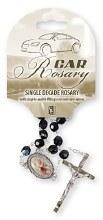 Car Single Decade Rosary Beads