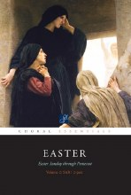 Choral Essentials: Easter - Volume 1 - Music Collection Easter Sunday through Pentecost, SATB