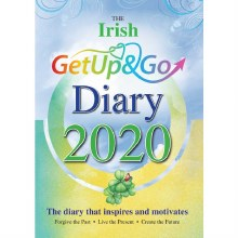Irish Get Up and Go Diary 2020 padded (Hardback)