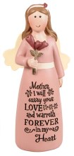39538 Mother Message Angel 10cm