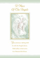 Mass of the Angels Card