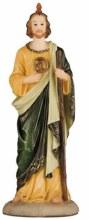 St Jude Resin Statue (10cm)