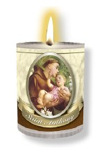 St Anthony Pack of Votive Candles