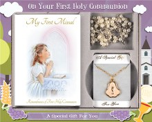 C5203 First Holy  Communion Gift Set