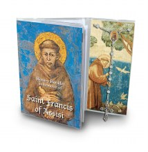 St Francis Rosary Booklet