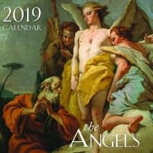 2019 The Angels Wall Calendar