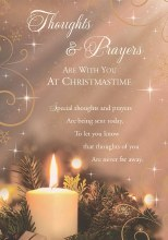 Thoughts and Prayers at Christmas Time