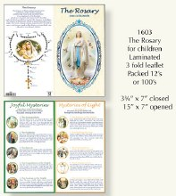 How to Say the Rosary for Children