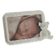 CG888 Crystal baby Photo frame holds 6 x 4 photo