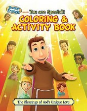 You Are Special Coloring and Activity Book