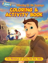 Coloring & Activity Book : Ep.09: Following in His Footsteps