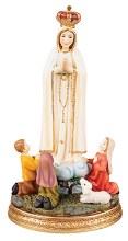 57904 Our Lady Of Fatima  Statue 40cm