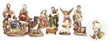 11 Piece Traditional Nativity Set with Kings