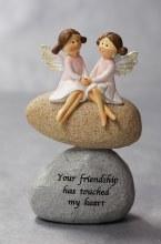 9558 Friendship Angel 14cm