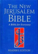 OP - New Jerusalem Bible Reader's Edition