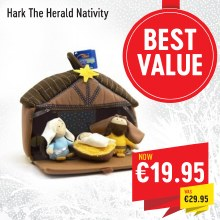 Hark the Herald Nativity