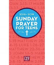 2018 - 2019 Sunday Prayer for Teens