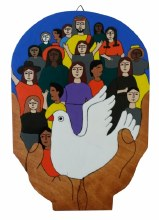 Peace of Christ Plaque