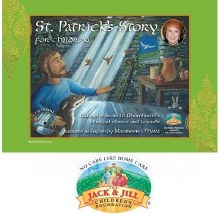 St. Patrick's Story for Children / Sceal Phadraig
