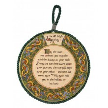 Irish Blessing Pot Stand